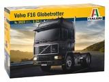 Italeri: 1/24 Volvo F-16 Globetrotter - Model Kit