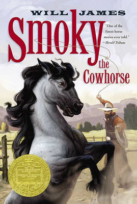 Smoky the Cowhorse by Will James image
