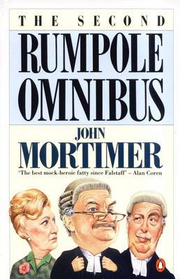The Second Rumpole Omnibus by John Mortimer image