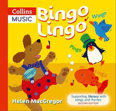 Bingo Lingo by Helen MacGregor image