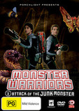 Monster Warriors - Vol. 2: Attack Of The Junk Monster on DVD