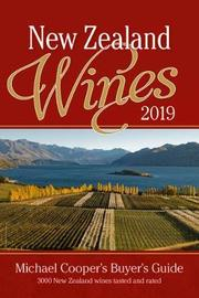 New Zealand Wines 2019 by Michael Cooper image