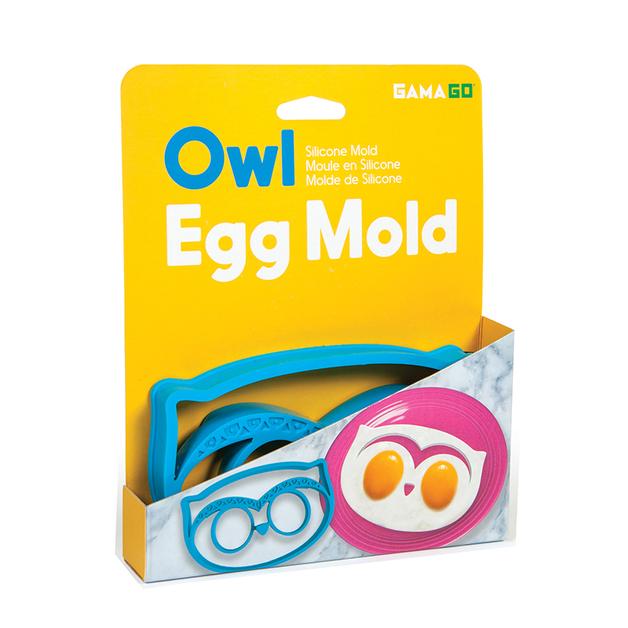 GAMAGO - Owl Egg Mold