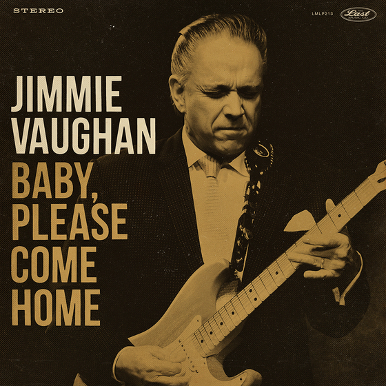 Baby Please Come Home by Jimmie Vaughan