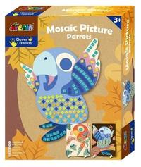 Avenir: Mosaic Picture Kit - Parrots