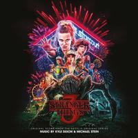Stranger Things 3 - Neon Vinyl (Netflix OST) by Kyle Dixon & Michael Stein