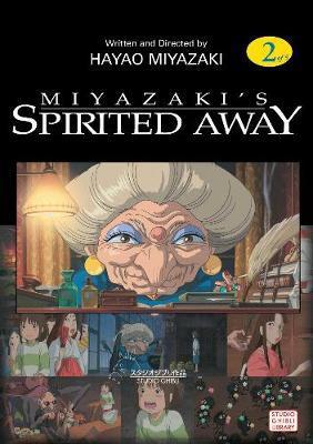 Spirited Away, Vol. 2 by Hayao Miyazaki