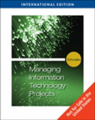 Information Technology Project Management by Kathy Schwalbe image
