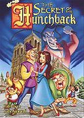 The Secret Of The Hunchback on DVD