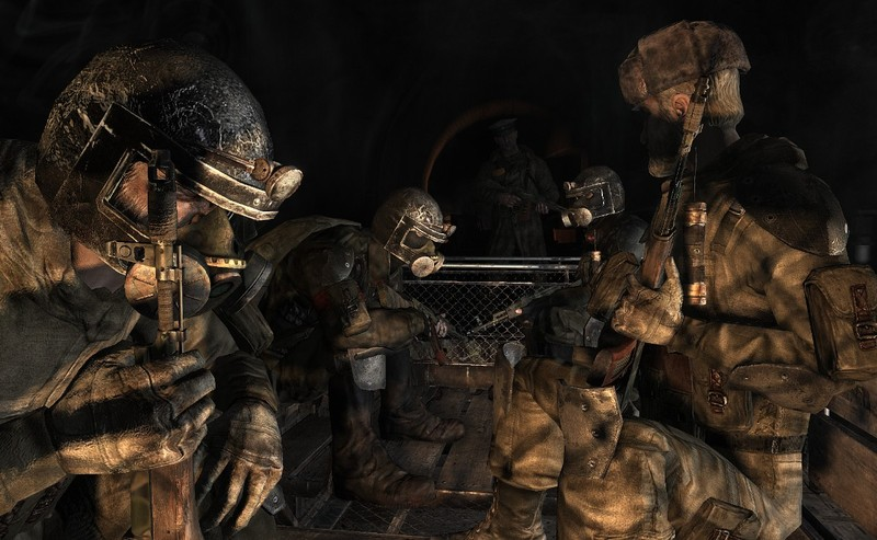 Metro 2033: The Last Refuge for PC Games image