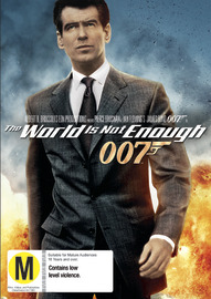 The World is Not Enough (2012 Version) on DVD image
