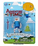 Adventure Time 3 Inch Action Figures - Finn & Slime Princess