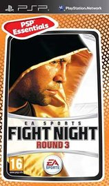 Fight Night Round 3 (Essentials) for PSP