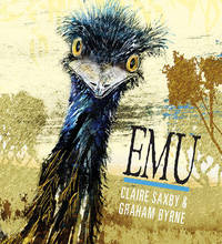 Emu by Claire Saxby