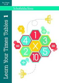 Learn Your Times Tables 1 by Hilary Koll