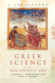 Greek Science of the Hellenistic Era by Georgia L.Irby- Massie image