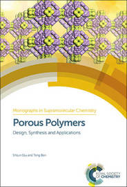 Porous Polymers by Shilun Qiu