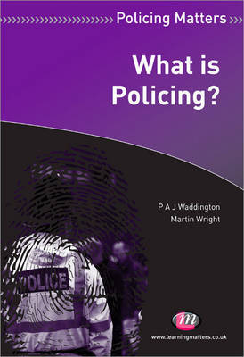 What is Policing? by P.A.J. Waddington image