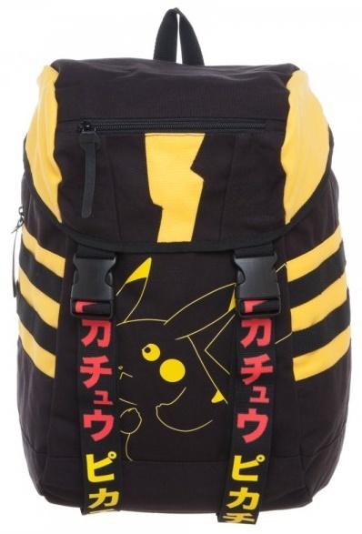 3d0d098a6f Pokemon  Pikachu - Knapsack Backpack image ...