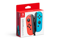 Nintendo Switch Joy-Con Neon Red/Blue Controller Set for Nintendo Switch image