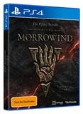 Elder Scrolls Online: Morrowind for PS4