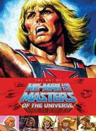 Art Of He-man And The Masters Of The Universe by Various ~