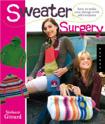 Sweater Surgery by Stefanie Girard image