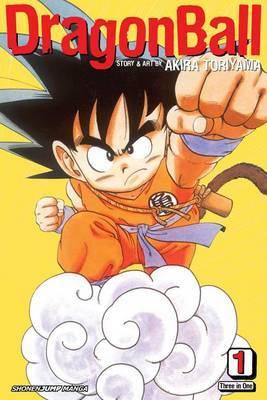 Dragon Ball, Vol. 1: VIZBIG Edition (3 in 1) by Akira Toriyama image