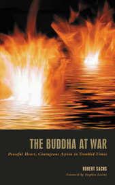 The Buddha at War by Robert Sachs image