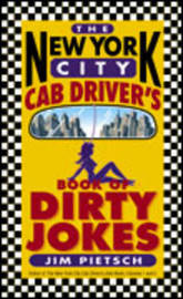 The New York City Cab Drivers Dirty Joke Book by Jim Pietsch image