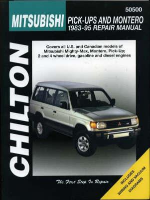 Mitsubishi Pick-Ups And Montero (83 - 95)