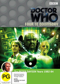 Doctor Who: Four to Doomsday DVD