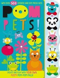 Sticker Activity Books POM Pets by Make Believe Ideas, Ltd.