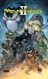 Batman/Teenage Mutant Ninja Turtles II by James Tynion IV