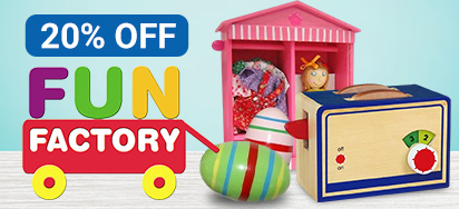 20% off Fun Factory!