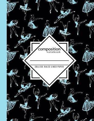 Composition Notebook College Ruled Lined Paper by In Motion Paper Press