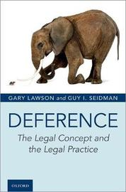 Deference by Gary Lawson