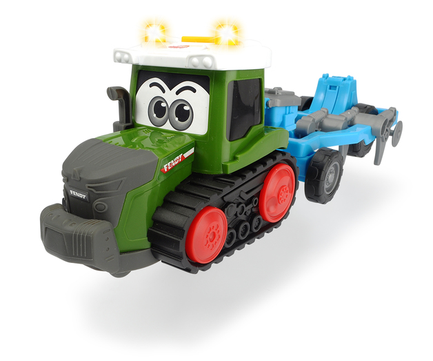 Dickie Toys Happy Fendt Plough