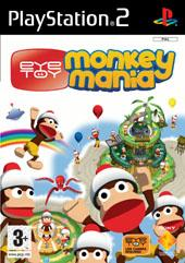 EyeToy: Monkey Mania with Camera for PlayStation 2