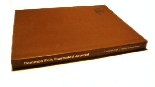 Common Folk Illustrated Art Journal by Common Folk image
