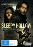 Sleepy Hollow - The Complete First Season on DVD