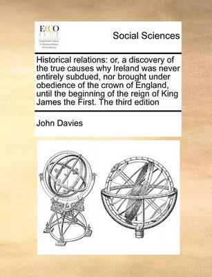 Historical Relations by John Davies