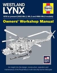Westland Lynx Manual by Lee Howard
