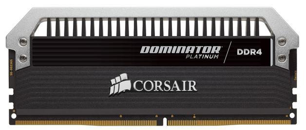 16GB Corsair Dominator Platinum Series (2 x 8GB) DDR4 DRAM 3200MHz C16 Memory Kit