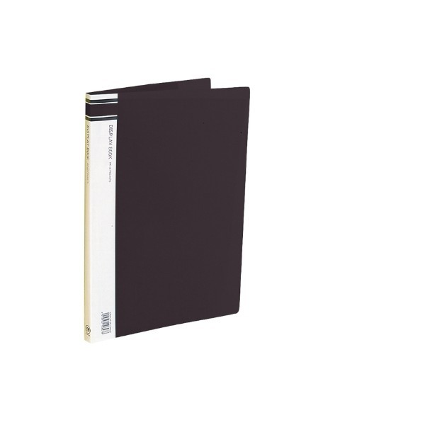 FM A4 60 Pocket Display Book - Black