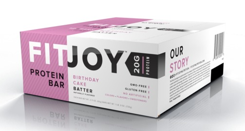 Fit Joy Protein Bars