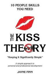The Kiss Theory by Jayne Finn image