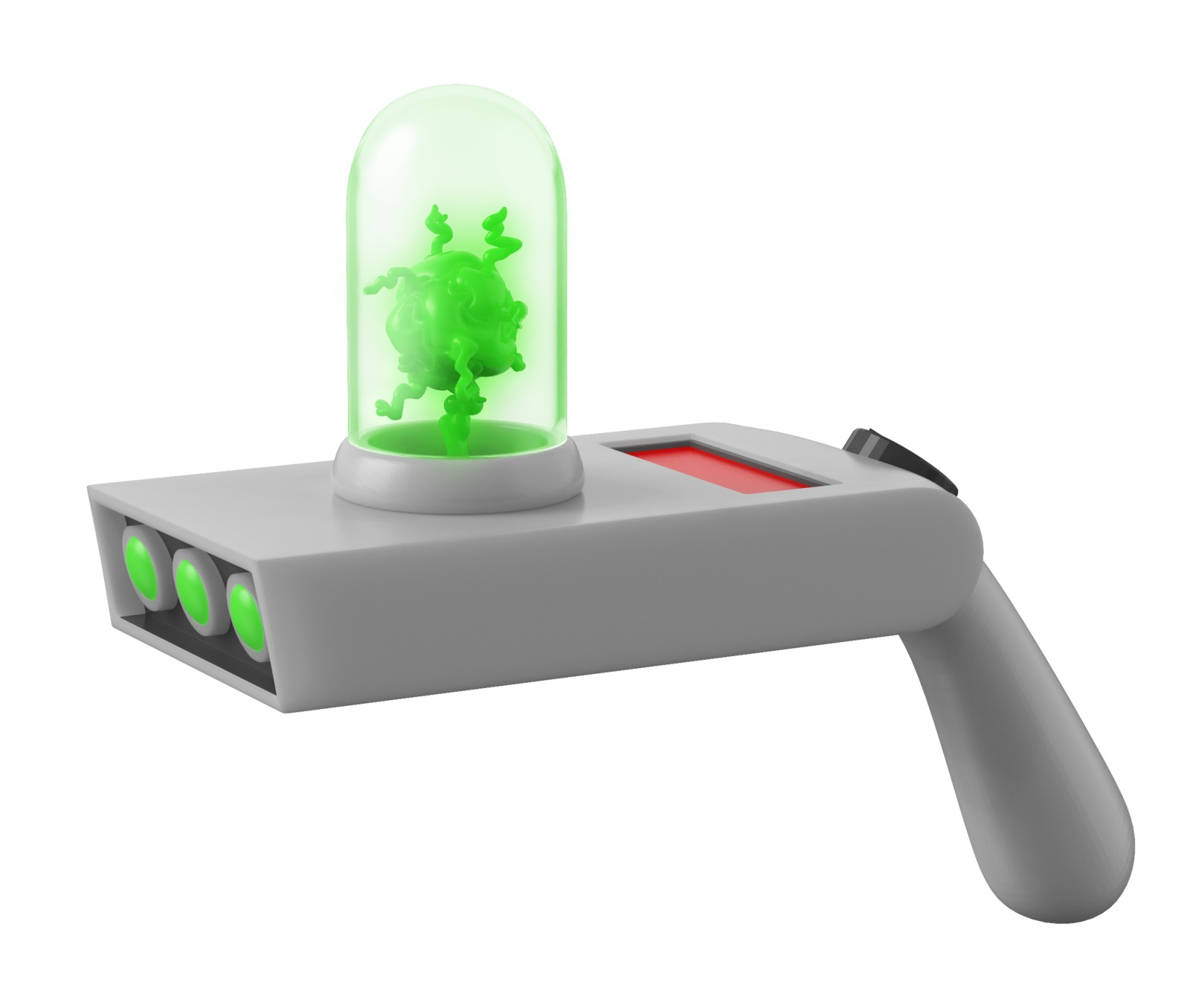 Rick & Morty - Replica Portal Gun image