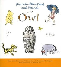 Winnie-the-Pooh and Owl image