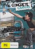 Concrete Canvas (2 Disc Set) on DVD